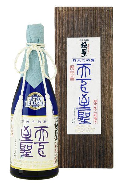 極聖 純米大吟醸 天下至聖 昔搾り 斗瓶どり 720ml