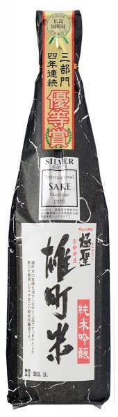 極聖 おかやま 雄町米 純米吟醸 720ml