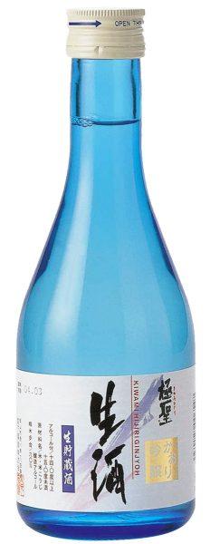 極聖 かおり吟醸 生貯蔵酒 300ml