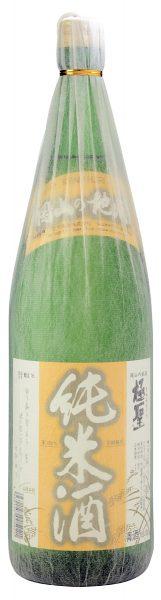 極聖 純米酒 1800ml