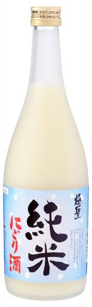 極聖 純米にごり酒 720ml