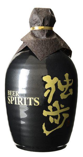 ビア・スピリッツ独歩 陶器ボトル(25度) 720ml