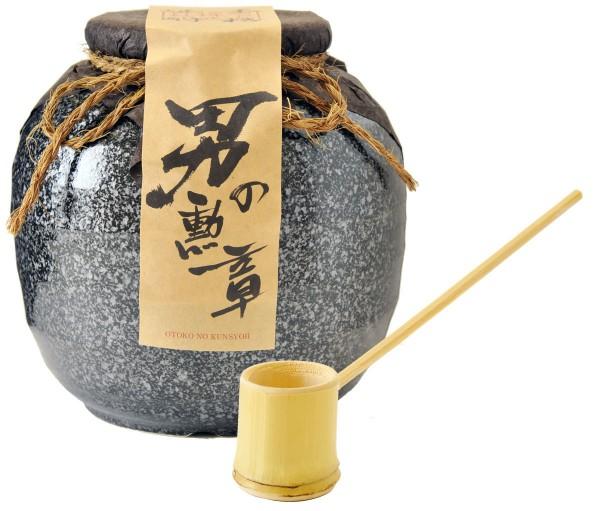 父の日ギフト シェリー樽貯蔵本格米焼酎 男の勲章 1800ml(送料込み)
