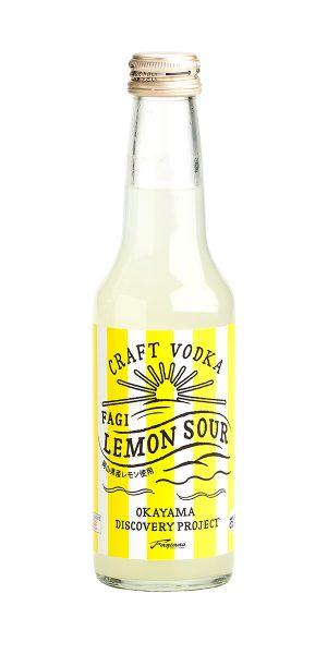 FAGI LEMON SOUR ファジレモンサワー瓶 250ml