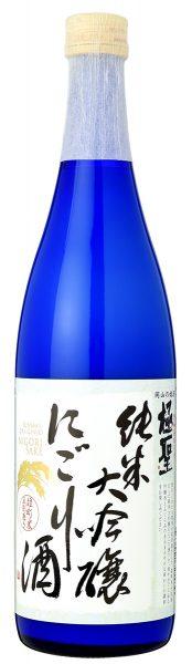 極聖 純米大吟醸 にごり酒 720ml