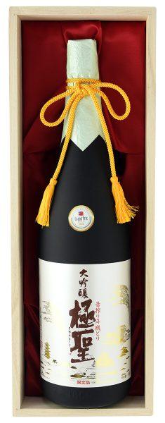 全米日本酒歓評会 グランプリ受賞酒 大吟醸 極聖 1800ml
