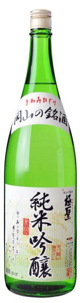 極聖 純米吟醸 1800ml