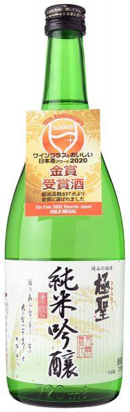 極聖 純米吟醸 720ml