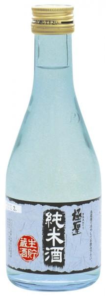 極聖 純米生貯蔵酒 300ml