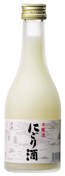 極聖 本醸造 にごり酒 300ml