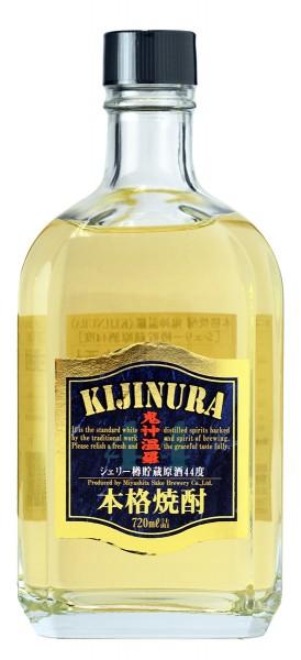 本格米焼酎 鬼神温羅 シェリー樽貯蔵原酒44度 720ml