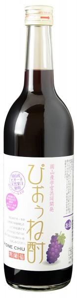 ぴおぅね酎(ピオーネ酎) 720ml