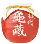本格麦焼酎シェリー樽貯蔵 初代亀蔵(赤) 1800ml