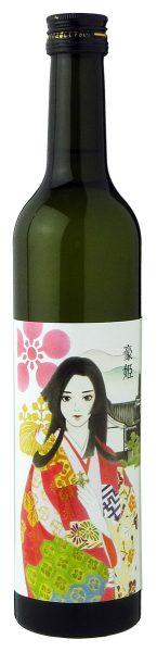 極聖 純米吟醸 豪姫 500ml