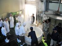 米作りから醸造まで 岡山大学ブランドこだわりの酒