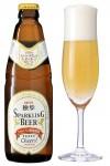 スパークリングビール瓶