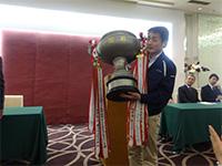 第98回備中杜氏自醸清酒品評会 優等賞第1位受賞
